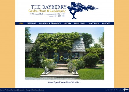 The Bayberry Nursery in Amagansett