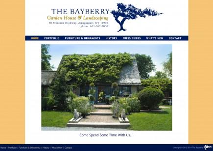 The Bayberry Nursery in Amagansett