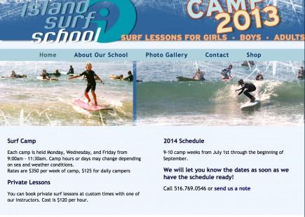 Island Surf School