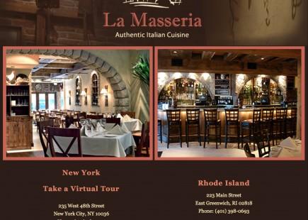 La Masseria Ristorante in New York