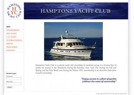 Hamptons Yacht Club