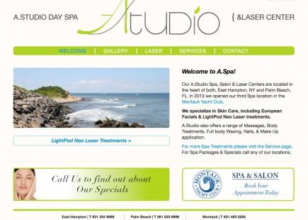 A. Studio Day Spa