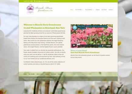 Bianchi-Davis Greenhouses Orchid Wholesalers