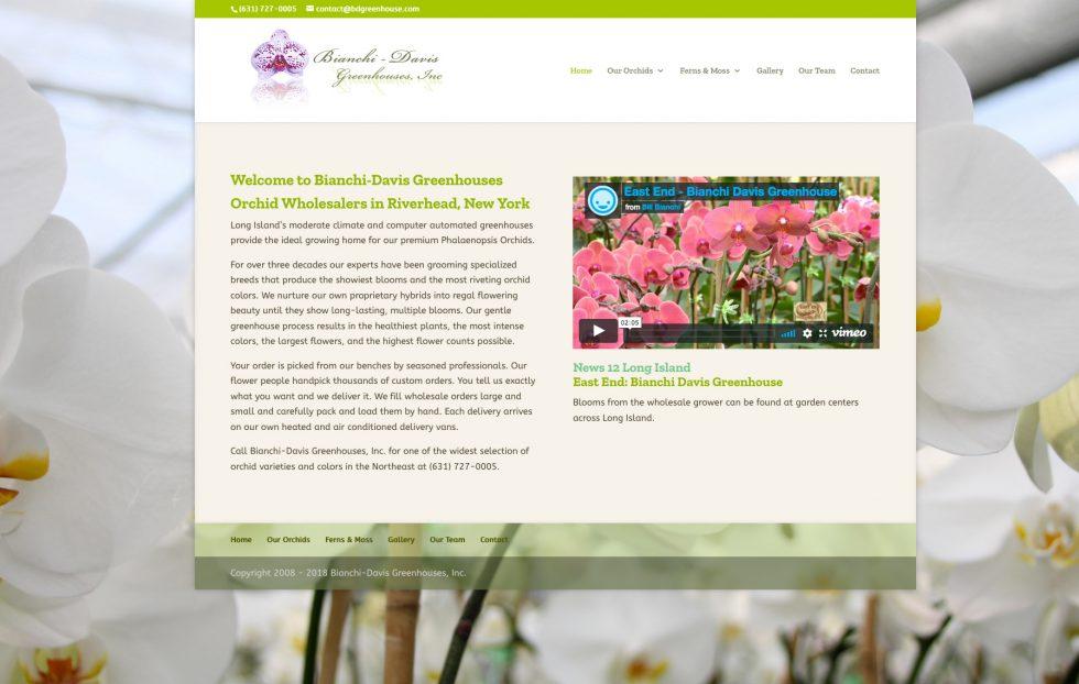 Bianch-Davis Greenhouse, Inc