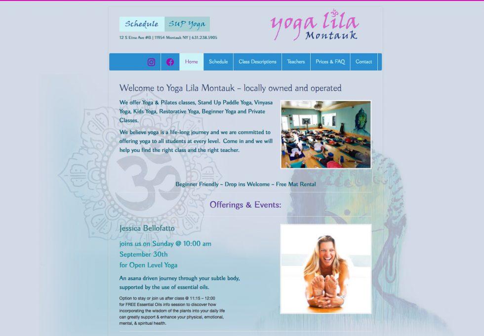 Yoga Lila Montauk