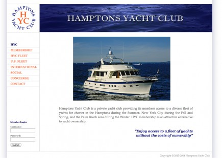 Hamptons Yacht Club