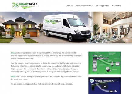 Smartseal | HVAC services