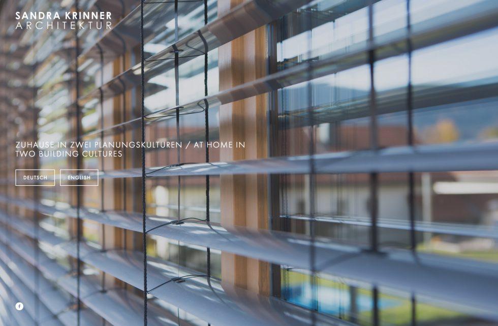 Sandra Krinner Architektur